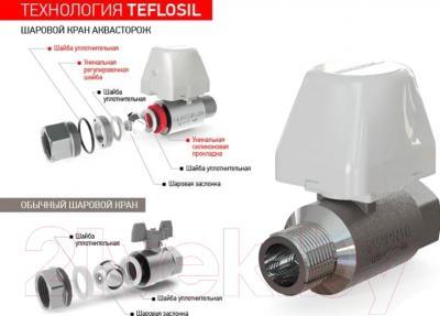 Система защиты от протечек Аквасторож Эксперт 2х15 ТН31