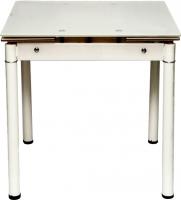 Обеденный стол Седия Karlota 66 (кремовый) -
