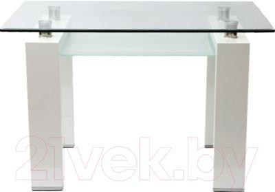 Обеденный стол Седия Romana (белый)