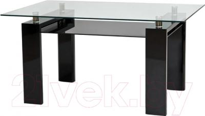 Обеденный стол Седия Romana (черный)