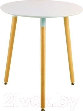 Обеденный стол Седия Testa Cirk (белый)