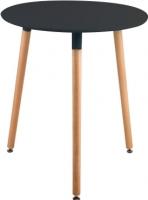 Обеденный стол Седия Testa Cirk (черный) -