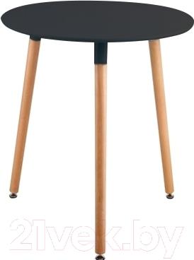 Обеденный стол Седия Testa Cirk (черный)