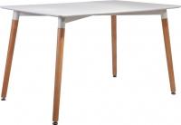 Обеденный стол Седия Testa Rett (белый) -