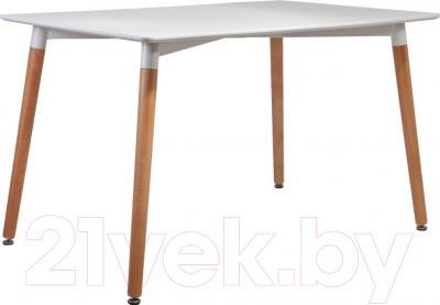 Обеденный стол Седия Testa Rett (белый)