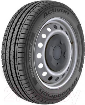 Летняя шина BFGoodrich Activan 205/65R15C 102/100T