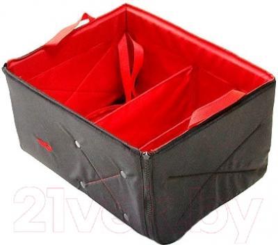 Складной ящик-органайзер ТрендБай Фолдин 1063 (серый)