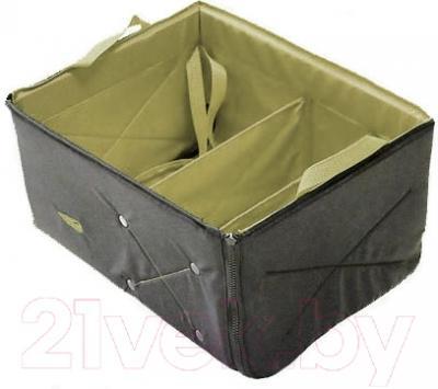 Складной ящик-органайзер ТрендБай Фолдин 1063 (оливковый) - Тренд Фолдин оливковый