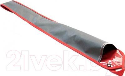 Автомобильный чехол для зонта ТрендБай Дрэйнин 1053 (серо-красный) - ТрендБай Дрэйнин серо-красный