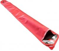 Автомобильный чехол для зонта ТрендБай Дрэйнин 1053 (красно-серый) -