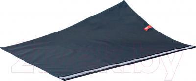 Накидка на задний бампер ТрендБай Ариэлин 1045 (черный)