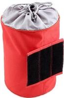 Автомобильный чехол для емкости ТрендБай Ритэйнин 1083 (красно-серый) -