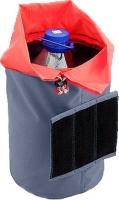 Автомобильный чехол для емкости ТрендБай Ритэйнин 1083 (серо-красный) -