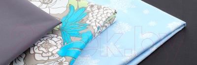 Накидка на автомобильное сиденье ТрендБай Лэйнин Пэд 1103 (снежинки)