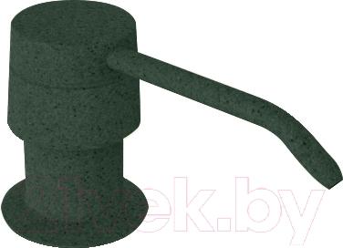 Дозатор встраиваемый в мойку Polygran Зеленый
