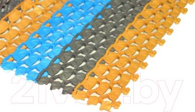 Грязезащитный коврик Примекс Шелл-12 490x780 (карамель)