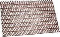 Грязезащитный коврик Примекс Прималаст-10 490x780 (коричневый) -