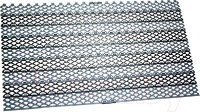 Грязезащитный коврик Примекс Ресталинг-14/Прималаст-10 490x780 (сталь/черный)