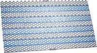 Грязезащитный коврик Примекс Ресталинг-14/Прималаст-10 490x780 (сталь/синий) -