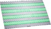 Грязезащитный коврик Примекс Ресталинг-14/Прималаст-10 490х780 (сталь/зеленый) -