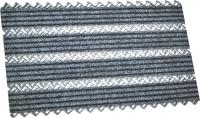 Грязезащитный коврик Примекс Престиж-16 400x700 (сталь/светло-серый) -