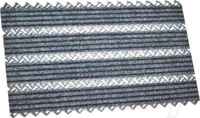 Грязезащитный коврик Примекс Престиж-16 400x700 (сталь/светло-серый)