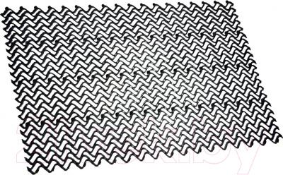Грязезащитный коврик Примекс Волна-12 400x690 (черный)