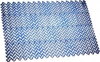 Грязезащитный коврик Примекс Волна-12 400x690 (синий) -