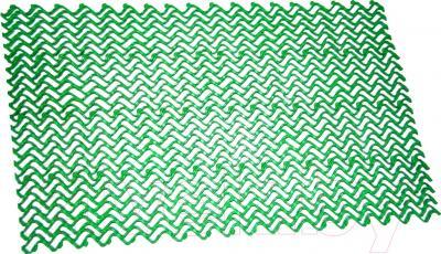 Грязезащитный коврик Примекс Волна-12 400x690 (зеленый)