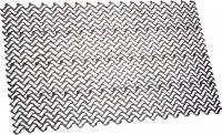 Грязезащитный коврик Примекс Волна-12 400x690 (коричневый) -