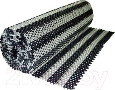 Грязезащитный коврик Примекс Ресталинг-14/Прималаст-10 1000x6000 (сталь/черный)