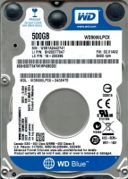 Жесткий диск Western Digital 500GB (WD5000LPCX) -
