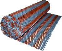Грязезащитный коврик Примекс Ресталинг-14/Прималаст-10 1000x6000 (сталь/коричневый) -