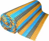 Грязезащитный коврик Примекс Шелл-12 1000x6000 (карамель) -