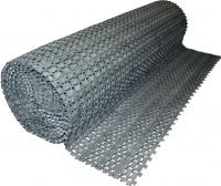 Грязезащитный коврик Примекс Шелл-12 1000x6000 (сталь) -