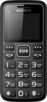 Мобильный телефон Maxvi B3 (черный) -