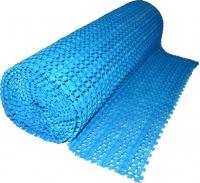 Грязезащитный коврик Примекс Шелл-12 1000x6000 (голубой) -