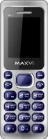 Мобильный телефон Maxvi M11 (синий) -