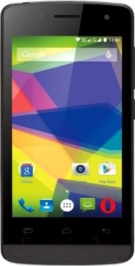Мобильный телефон GoClever Quantum 2 400S (черный)