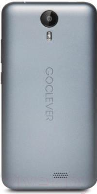 Мобильный телефон GoClever Quantum 3 500 (серый)