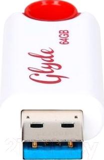 Usb flash накопитель Patriot Glyde USB 3.1 64GB (PSF64GGLD3USB)