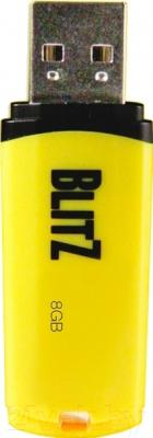 Usb flash накопитель Patriot Blitz 8GB (PSF8GBLZ3USB)