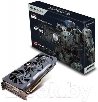 Видеокарта  Sapphire R9 390 NITRO 8GB DDR5 (11244-01-20G)