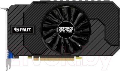 Видеокарта  Palit GTX750 STORMX 1Gb DDR5 (NE5X750THD01-2065F)