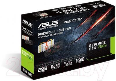 Видеокарта  Asus STRIX GTX 750 Ti 2GB GDDR5 (STRIX-GTX750TI-2GD5)