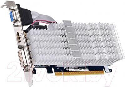 Видеокарта  Gigabyte GT730 2Gb DDR3 64bit (GV-N730SL-2GL)