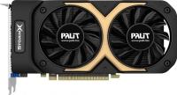 Видеокарта  Palit GTX750Ti StormX Dual 2Gb DDR5 (NE5X75TTHD41-1076F) -
