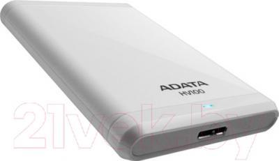 Внешний жесткий диск A-data HV100 2TB White (AHV100-2TU3-CWH)