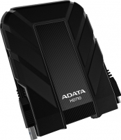 Внешний жесткий диск A-data DashDrive Durable HD710 2TB Black (AHD710-2TU3-CBK) -