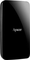 Внешний жесткий диск Apacer AC233 3TB (AP3TBAC233B-S) -